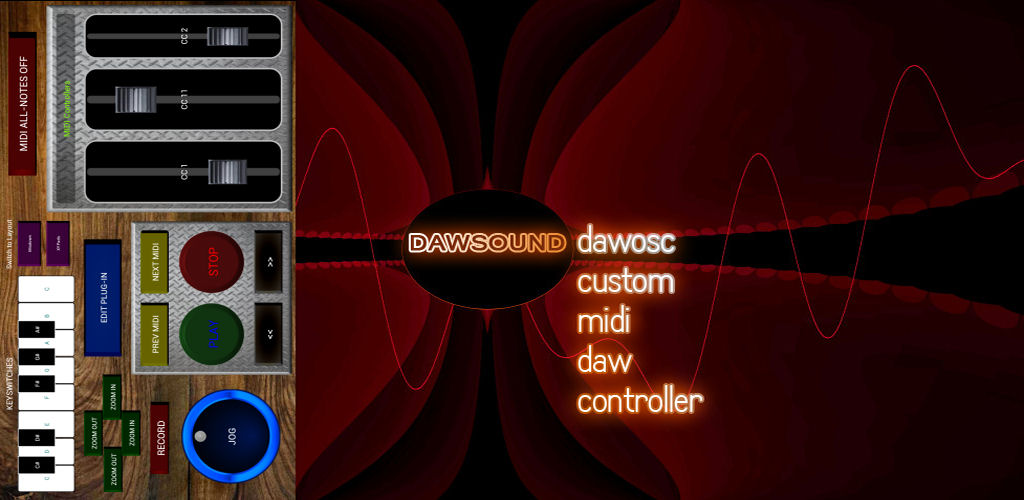DAWOSC Android App